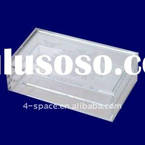 clear acrylic packaging box,acrylic box,acrylic gift box