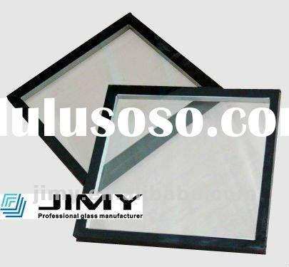 clear tempered Insulated glass/customized insulated glass factory