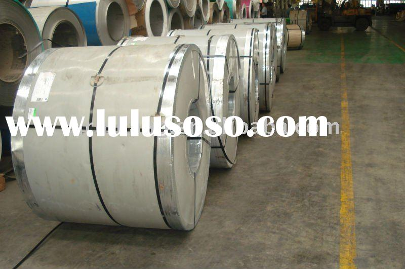 cold rolled stainless steel coils AISI321
