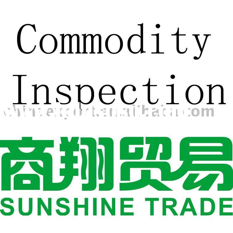 commodity inspection service in yiwu China