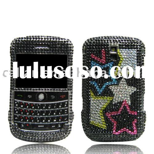 diamond crystal protect Case For Blackberry bold 9000