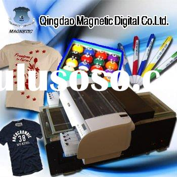 digital black tshirt printing machine