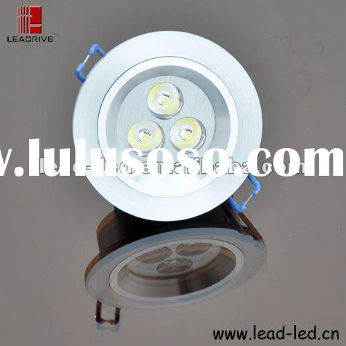 dimmable 3W led cob downlight