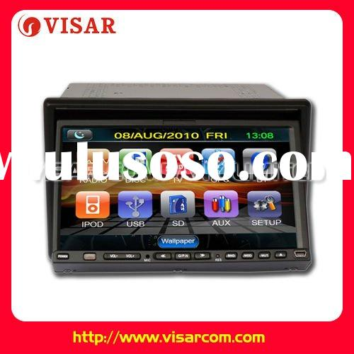 double din car dvd player gps