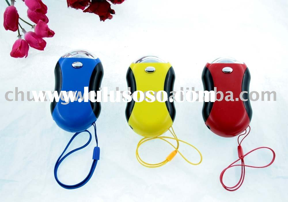 dynamo charger ,dynamo torch ,rotary charger ,led flashlight ,universal charger ,car charger ,portab