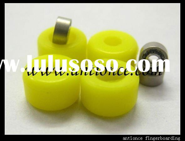 finger skateboard wheel,bearing wheel,finger skateboard