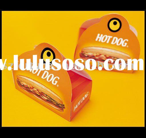 food packing paper box, fast food packing paper box,gift package paper box