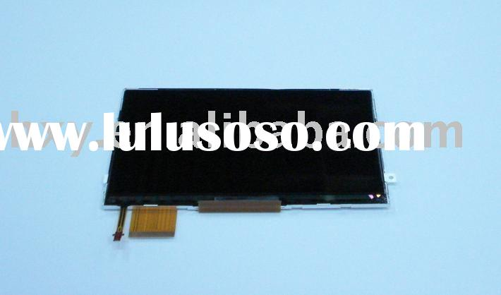 for psp 3000 lcd, for psp 3000 screen, for psp 3000 replacement screen, video game accessory