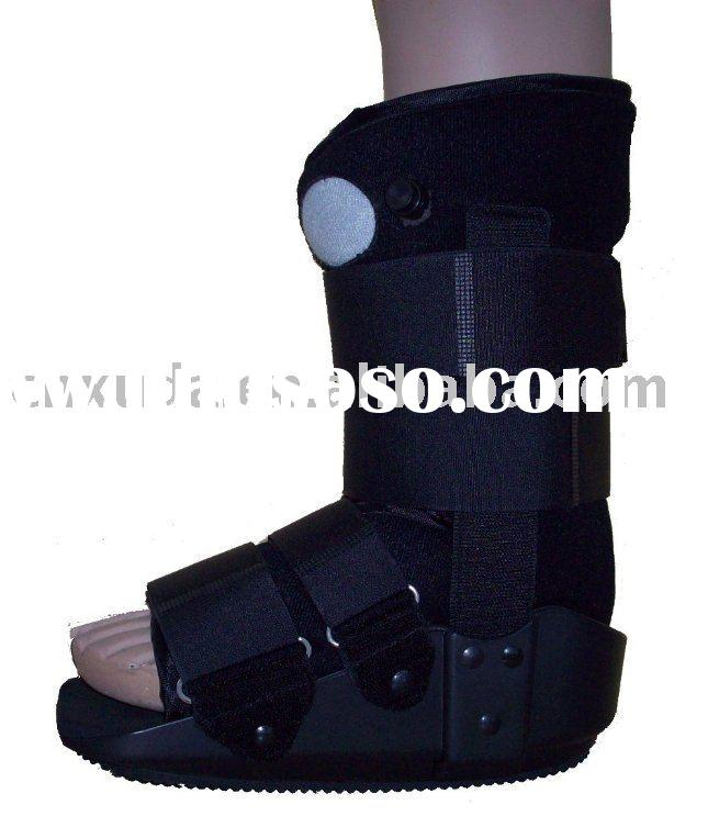fracture walker boot with air pouch --FDA ,CE proved