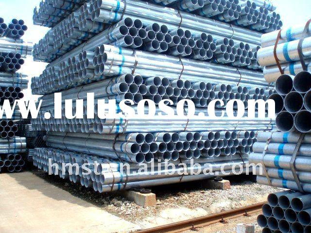 galvanized steel pipe/carbon steel pipe fittings