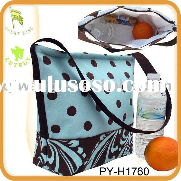 generous insulated cooler tote bag