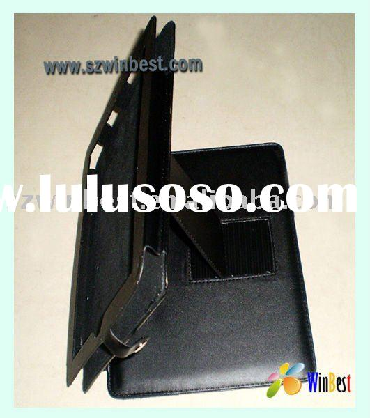 """hot! leather case for 10"""" tablet, leather case for zt 180 2.2 x220 2.2 fly touch 3"""