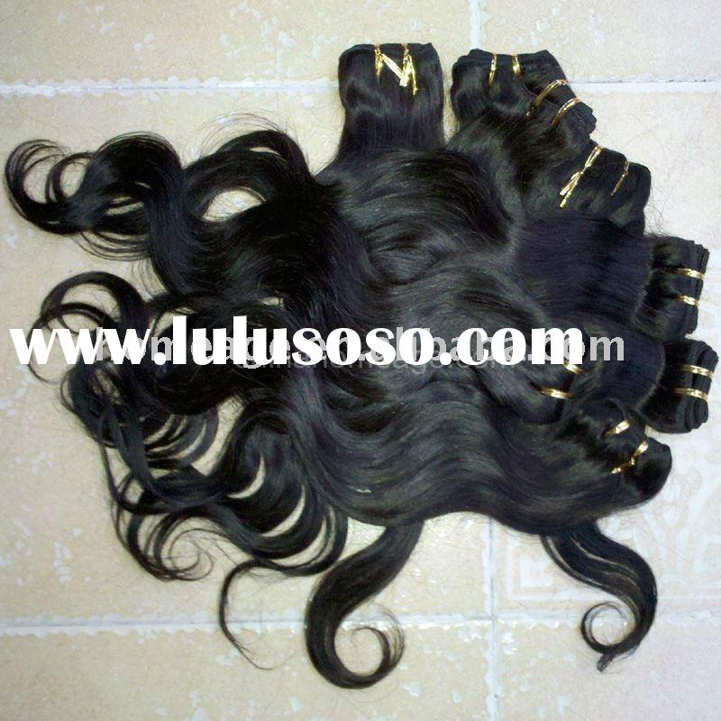 hot remy Indian body wave hair extension