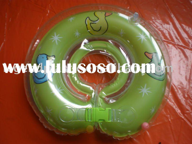 inflatable baby neck swimming ring