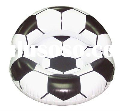 inflatable kids football chair