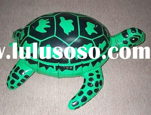 inflatable turtle, inflatable animal, inflatable sea animal, inflatable toy, inflatable model, infla
