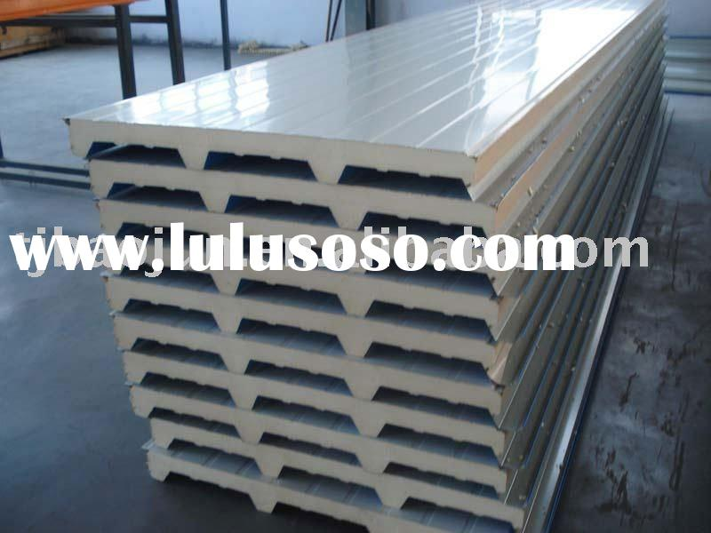 Eps Insulated Steel Roofing Panels For Sale Price China