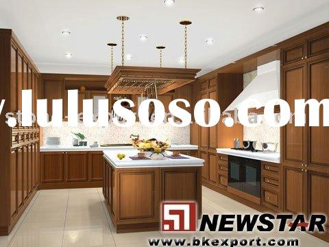 integrated kitchens,kitchen cabinet with granite marble countertop, stainless steel sink,kitchen fur