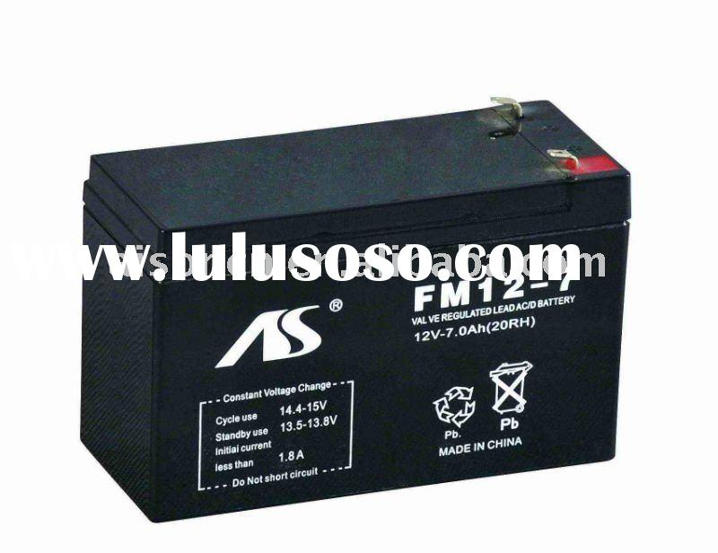 lead acid battery with low factory price
