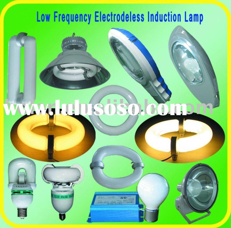 low frequency electrodelss induction lamp tube