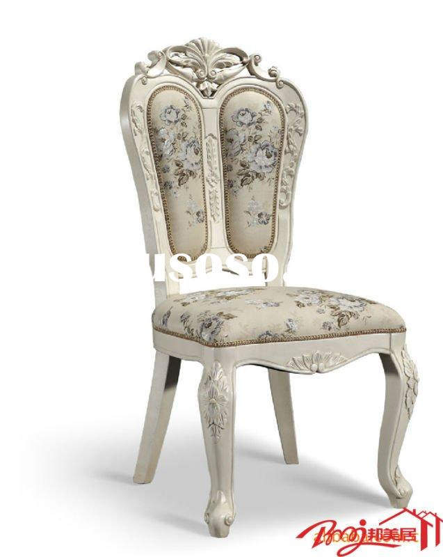 luxury hand carved dining chairs BMA005