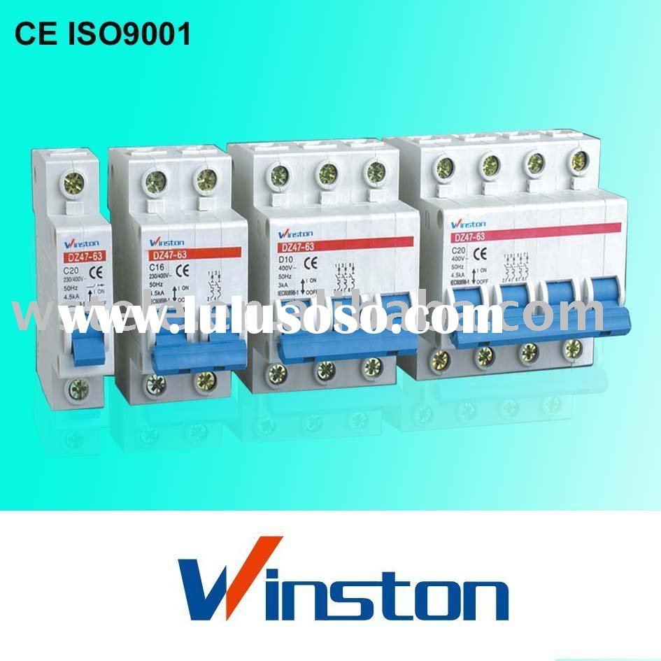 Good Quality Merlin Gerin Circuit Breaker For Sale Pricechina Mccbmoulded Case Dz47 63