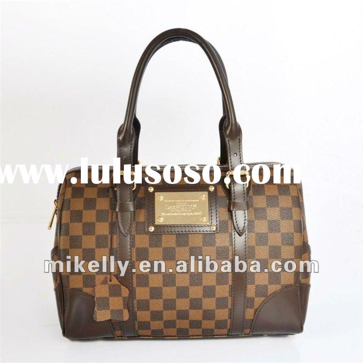 name brand bag.authenic leather handbag Hot 2012