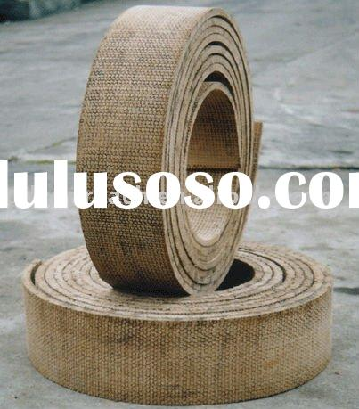 non-asbestos brake lining roll for textile