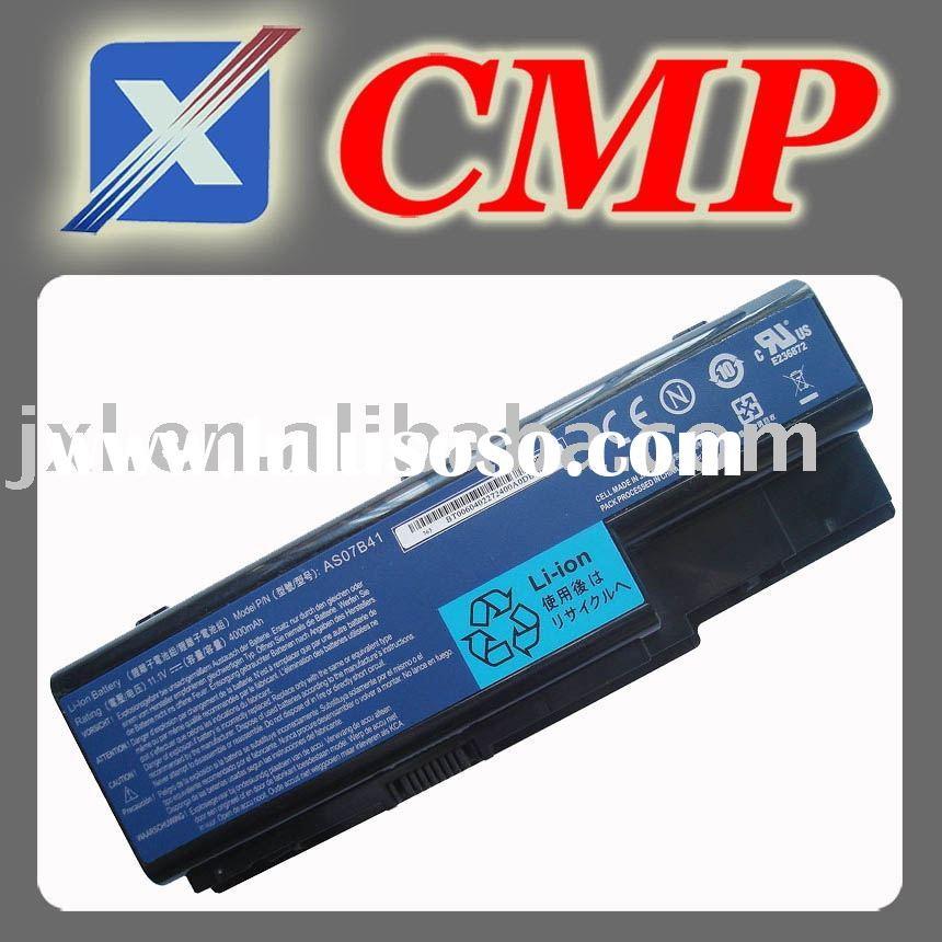 notebook battery/laptop battery for Acer Aspire 5520 5720 5920 7720 AS07B31 AS07B41 AS07B51 AS07B71