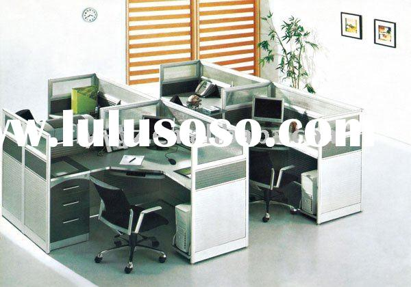 office staff workstation/styling station furniture/durable office station