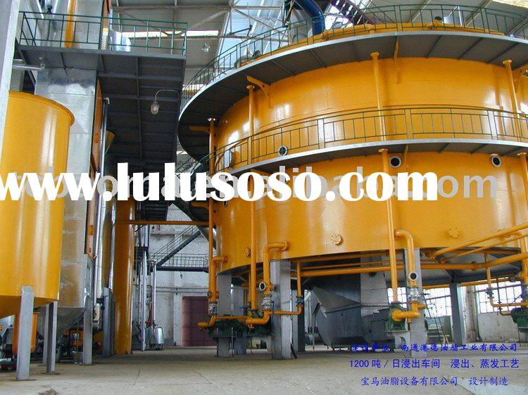 oil and fat pretreatment and pressing equipment, palm oil expeller