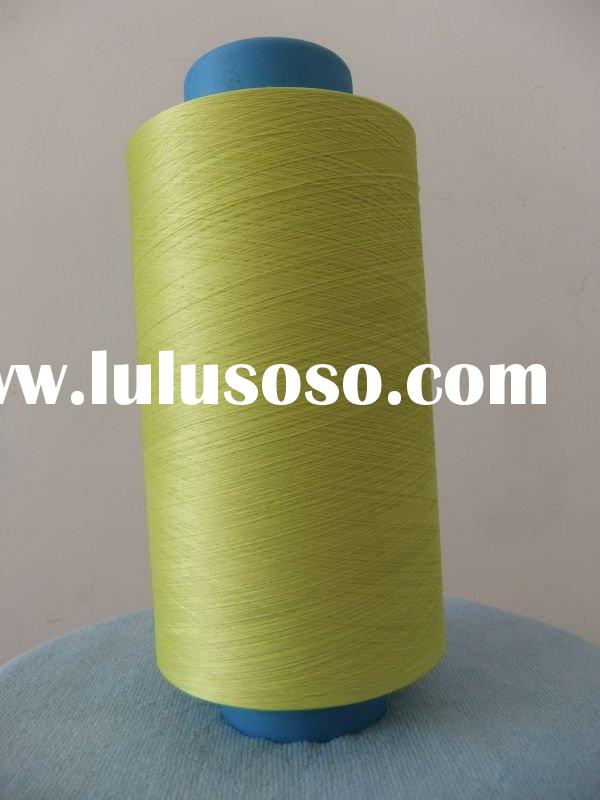 polyester dope dyed microfiber dty yarn