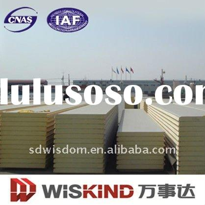 pu sandwich panel insulation