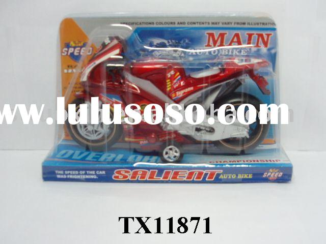 pull back auto bike (toy auto cycle)