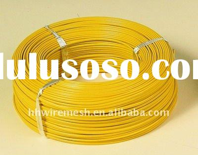 pvc coated craft wire