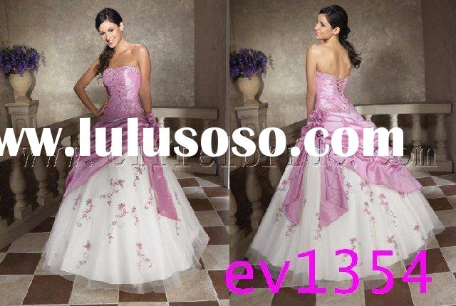 quinceanera dress/ball gown dress