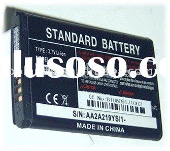 rechargeable battery for Samsung mobile phone E250