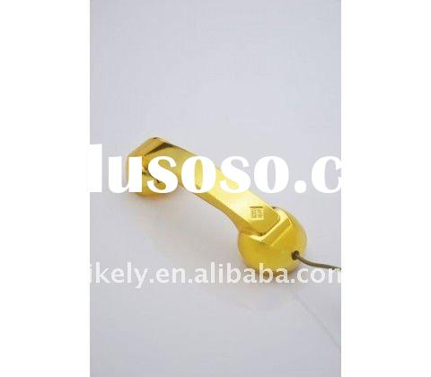 retro headset for cell phone retro handset for cell phone