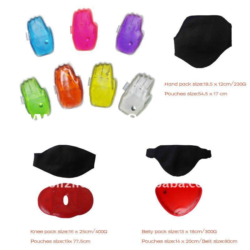 Reusable Button Heat Pack : Instant body warm pad hot pack hand warmer heat