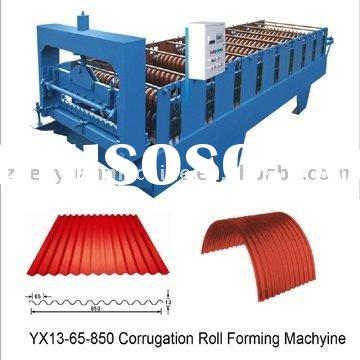 roll forming machine for corrugated panel,construction material forming machine,steel panel rolling
