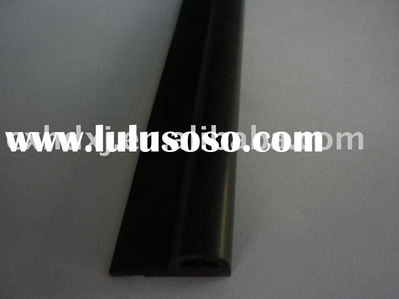 rubber edge trim seal for door and windows