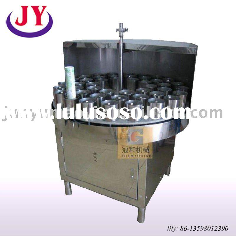 semi-automatic bottle brush washing machine for all kinds of bottles