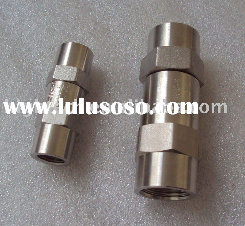 spring check valve ,stainless steel check valve