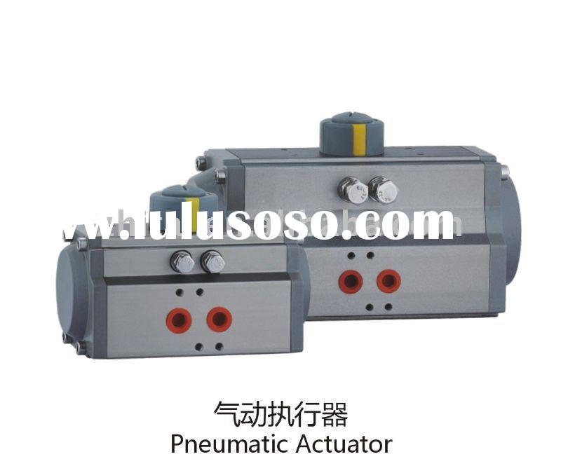 stainless steel pneumatic valve actuator