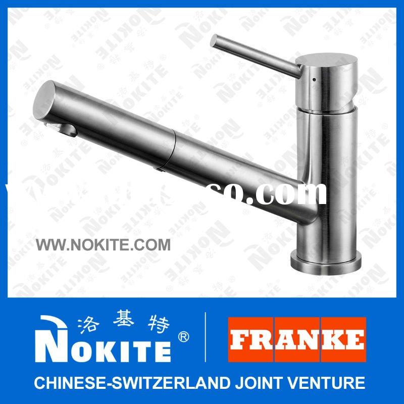 stainless steel pull-out sink/kitchen faucet/mixer/tap S1381P