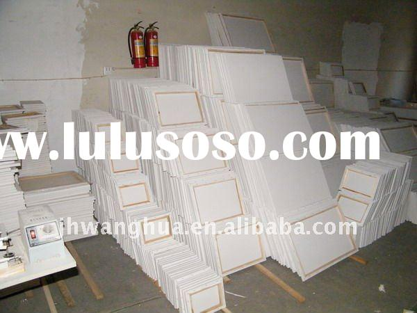 stretched canvas, canvas roll,stretched bar, painting material