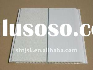 supply middle groove PVC panel for bathroom