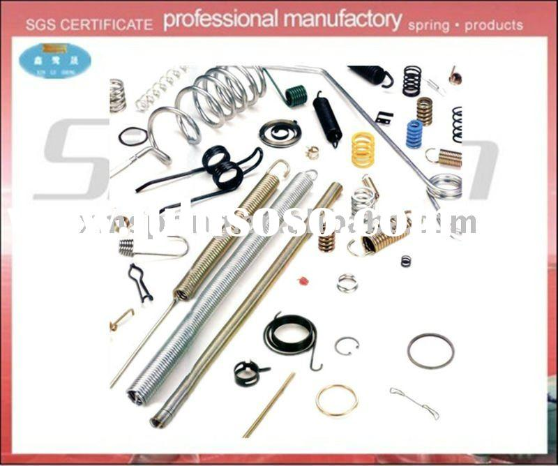torsion spring,garage door torsion springs,torsion wire spring with blacken(SGS Certificate)