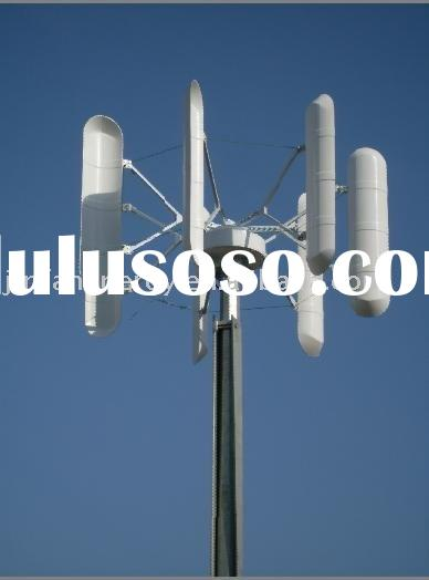 vertical wind turbine with resistance blades alternative energy your house From MANUFACTURER