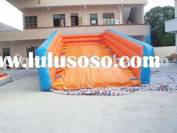 zorb ball ramp(inflatable sport toys,inflatable products)